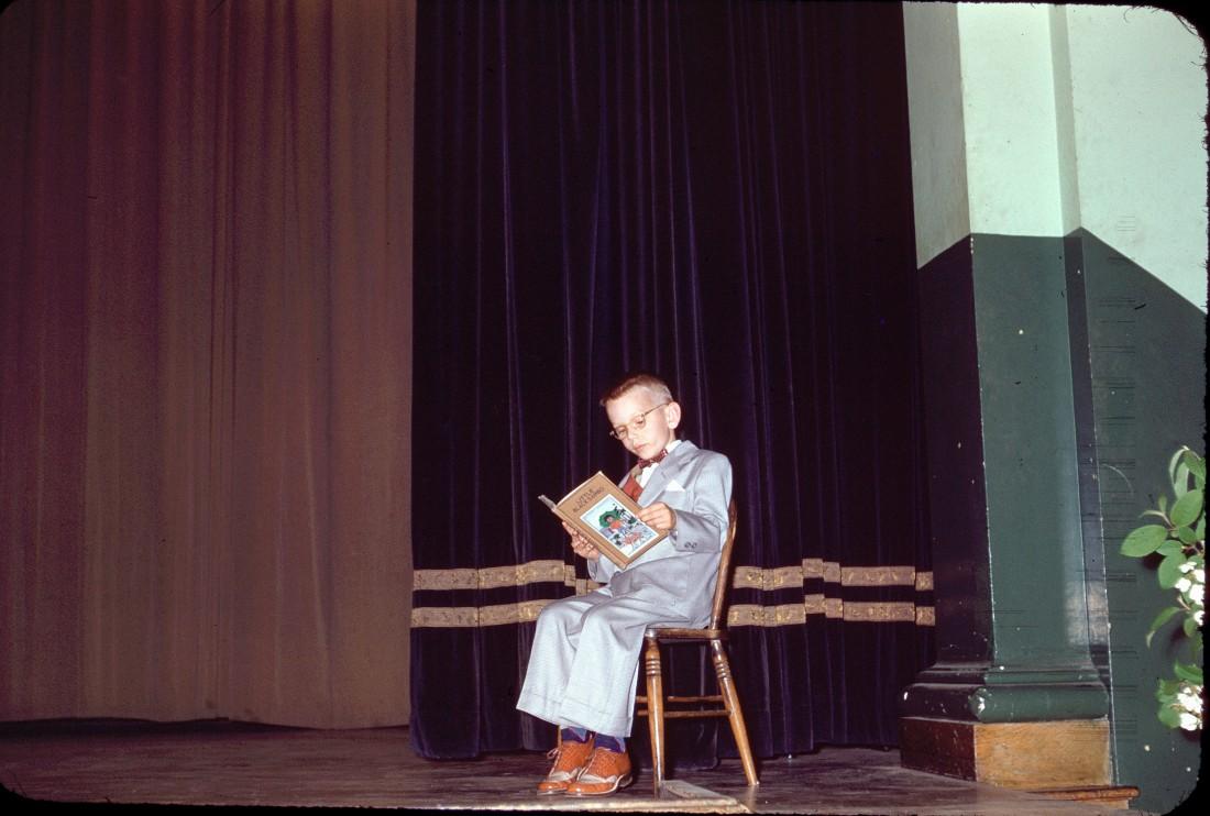 Kindergarten 1954 (1)