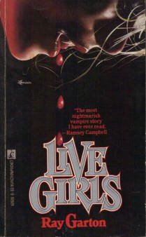 live girls ray garton 1987 pocket books