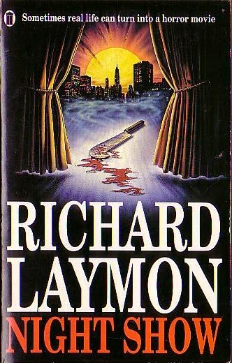 night show richard laymon 1984 futura uk